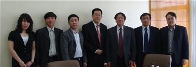 CISDI Visits Vietnamese Coal Industrial Group