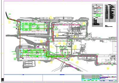 Orderly Progress of Brazilian VALE ALPA Stockyard Basic Design Project