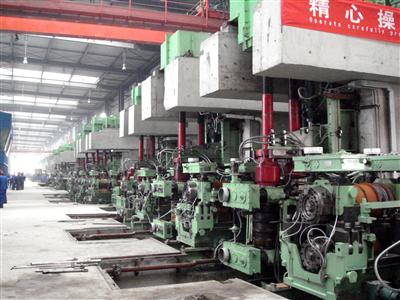 High-Speed Wire Rolling Line #B Starts Operation in Shanxi Tongcai