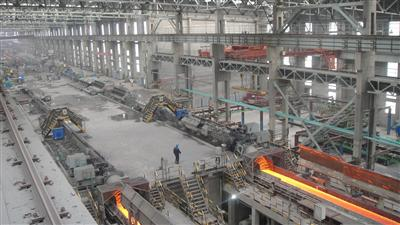 4.50 Mt/a Wire Mill of Jiujiang Wire Company Starts up Smoothly (Engineering by CISDI)