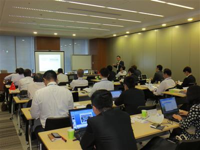 CISDI Delegation Makes Technical Presentations in Mitsubishi Corporation