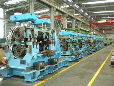 Order Awarded to Supply Rolling Mill Plant Design and Finishing Mill for Shunan Group