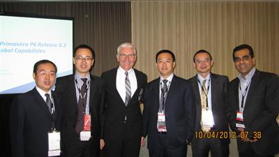 CISDI Group Attends Oracle Open World 2012