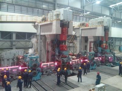 Upswing: Shijiazhuang Steel Heavy Bar Production Line Built by CISDI