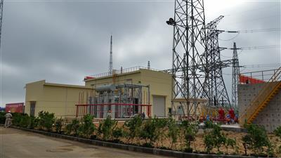Baoneng Substation Put into Operation for Baosteel Zhanjiang Steel Base