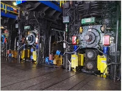 Core Equipment of Hot Rolling Mill Delivered to TATA Steel Port Talbot Steelworks Started Up Smoothly