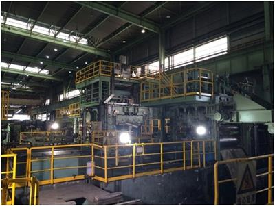 1,880mm Skin-Pass Mill for High-Strength Steel Started Up at Baosteel