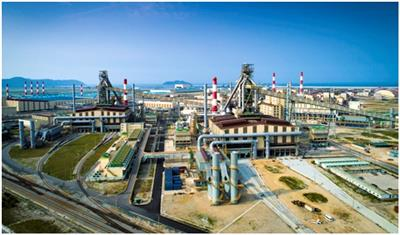 #1 Blast Furnace of Formosa Ha Tinh Steel contracted by CISDI on EPC basis starts up