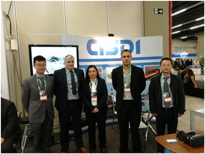 CISDI attends ABM Week 2017 in Brazil